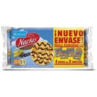 TORTITA NACKIS BICENTURY MAIZ CHOCOLATE