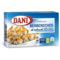 Dani Berberechos 55/65 Piezas