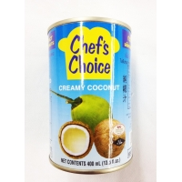CREMA CHEF´S CHOICE COCO 400ML