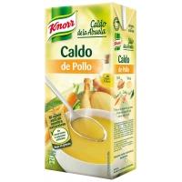 CALDO CASERO DE POLLO KNORR 1L