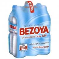 AGUA BEZOYA 6X1.5L