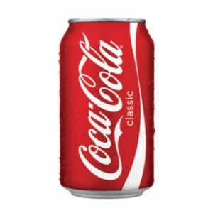 LATA COCACOLA 33ml