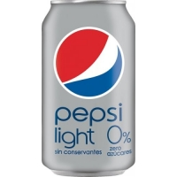 PEPSI LIGHT LATA 330ML