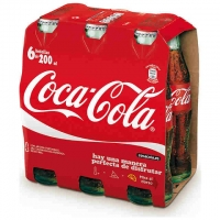 COCACOLA  6X20CL
