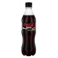 COCACOLA ZERO 500ML