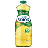 ZUMO DON SIMON DISFRUTA PIÑA 1.5L