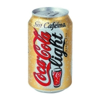 COCACOLA SIN CAFEINA LIGHT