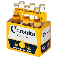 CERVEZA CORONITA 33CL  P-6