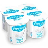 YOGUR GERVAIS NATURAL DANONE P-4