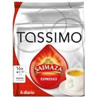 CAFÉ TASSIMO CAPSULAS SAIMAZA EXPRESSO 16U