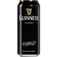 LATA CERVEZA DRAUGHT GUINNESS 44CL