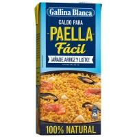 CALDO PARA PAELLA GALLINA BLANCA 1L