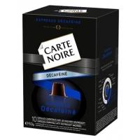 CARTE NOIRE ESPRESSO DÉCAFÉINÉ 10U