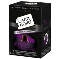 CARTE NOIRE N°11 ESPRESSO INTENSE IRRESISTIBLE 10U