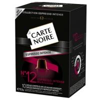 CARTE NOIRE N°12 ESPRESSO INTENSE Richissime 10U
