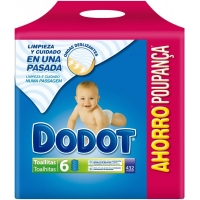 TOALLITA DODOT 432U